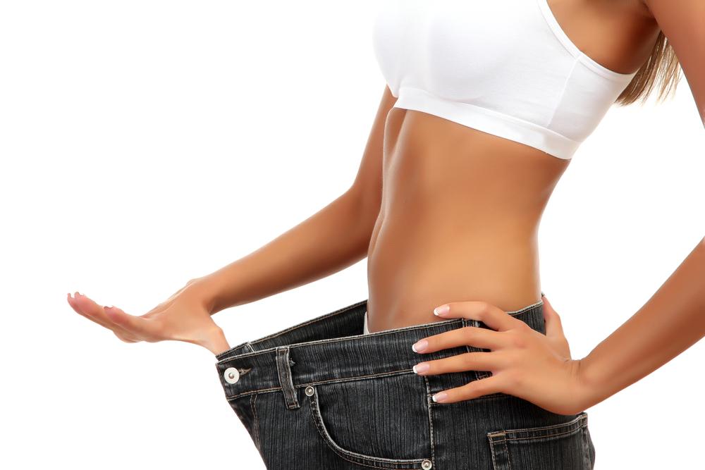 Lipozene - Slim weight loss lady