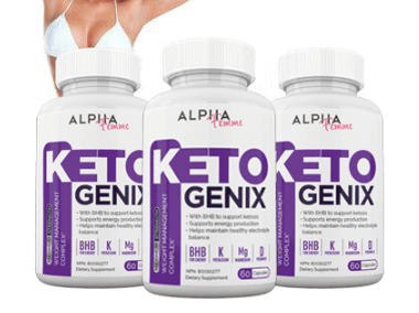 Keto Genix Review & Safety Check | 🥇Keto Pill or Scam?