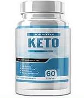 Bottle of Evo Elite Keto Pills