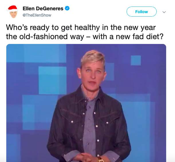 Ellen DeGeneres Keto 2019 🥇 | Did She Really Try It?